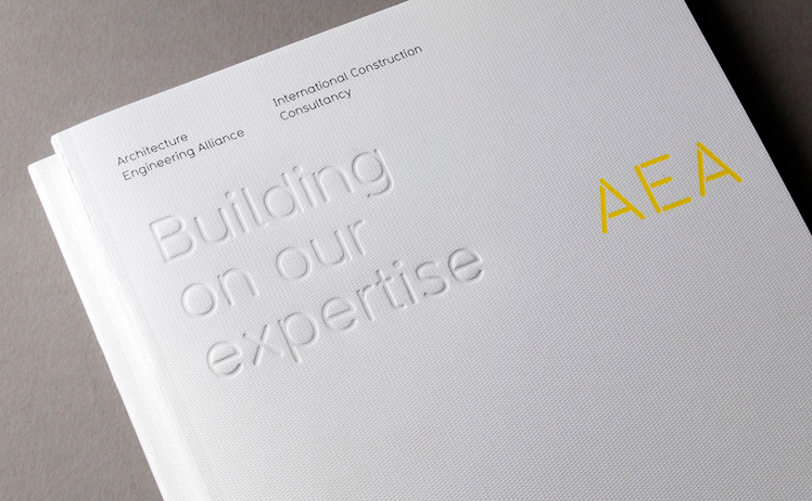 AEA Architecture Engineering Alliance Brochure