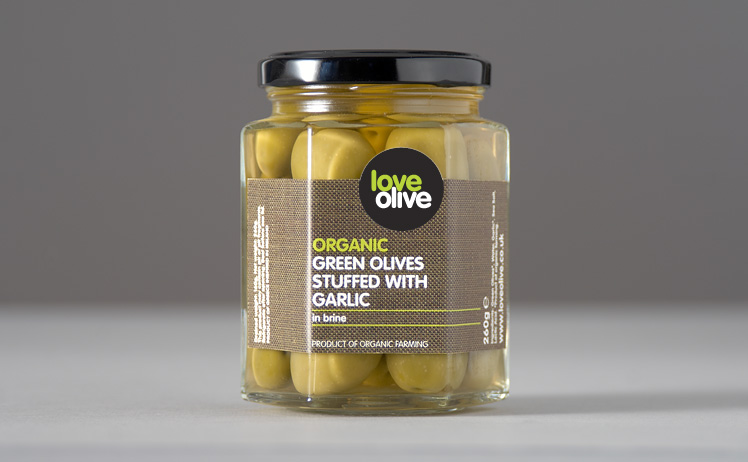 Love Olive Retail Packaging